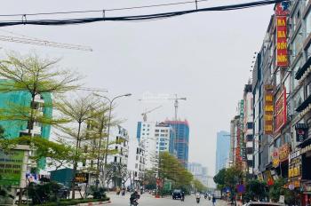 Nhà 3 mặt phố Trần Thái Tông - mặt tiền 7.5m - lô góc 3 mặt thoáng - sổ nở hậu đẹp