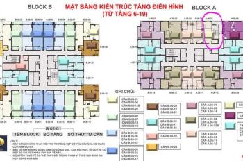 Chính chủ bán căn chung cư 1 PN, East Gate, giá rẻ thu hồi vốn