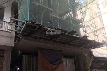 Hot! Hẻm 8m Nguyễn Thái Bình: 8x22m, hầm 6 lầu: 68 tỷ