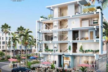Bán nhà phố dự án Meyhomes Capital Phú Quốc tiêu chuẩn khu đô thị xanh