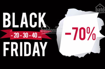 ĐĂNG KÝ THAM GIA - CHƯƠNG TRÌNH BLACK FRIDAY 30 nền SHR Vườn Lài, An Phú Đông, Q12. Sale off 50%