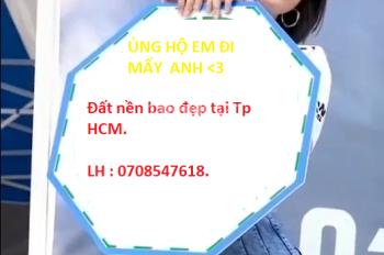 MUA NGAY KẺO LỠ, CƠ HỘI TRONG TẦM TAY!!! Đất đẹp mặt tiền Nguyễn Thị Búp, Hiệp Thành, Q12.