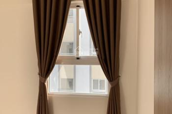 Cho thuê căn hộ Citi Soho, 2PN 2WC, căn góc có rèm, giá 5,5tr/th. LH 0901336955