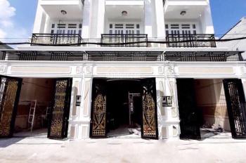 Nhà mới ngay kế bên Giga Mall Phạm Văn Đồng, 1 trệt 2 lầu, 4PN khép kín, TT 3 tỷ 8 nhận nhà ngay