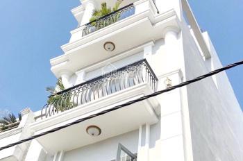 Bán nhà 4 tầng hẻm 5m 861 đường Trần Xuân Soạn quận 7