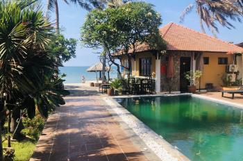 Bán resort 1000m2 đất dân mặt tiền Nguyễn Đình Chiểu khu phố 1