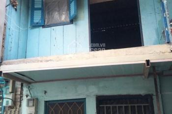Về Bắc sống bán nhà nát 78m2 đường Nguyễn Thiện Thuật, Q. 3 - gần chợ - có sổ - LH 0932113691