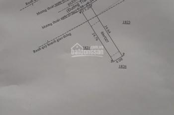 Nhà lầu trệt mặt tiền kinh doanh Tân Bình, Dĩ An, Bình Dương sân ô tô 3tỷ450tr. 0967995179