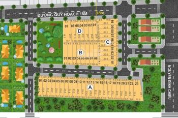 Mở bán đất đường Nguyễn Đình Chiểu, Bảo Lộc. Ngay Hồ Nam Phương, giá 580 triệu/lô, sổ đỏ, xây tự do
