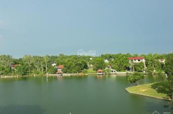 Chỉ 1 lô duy nhất 6500m2 đất bám mặt hồ rộng views cao thoáng mát giá rẻ tại Lương Sơn, Hòa Bình