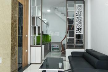 Bán nhà 424 Trần Khát Chân - Phố Huế, 36m2x5T xây mới, 2 mặt thoáng, tặng nội thất, 3.35 tỷ