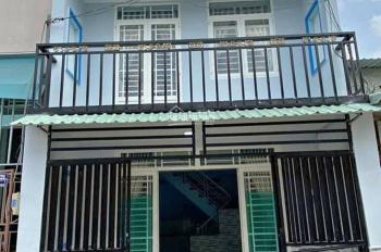 Cần bán căn nhà 1 lầu mới sửa ở Dương Thị Mười - Q12. Nhà rộng 65m2, SHR, giá chỉ 1.58 tỷ