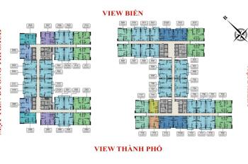 Thanh toán 25% sở hữu ngay căn hộ 2PN 74m2 view nội khu căn hộ Vũng Tàu Pearl, liên hệ: 0901261357