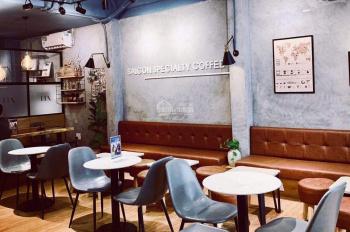 Cho thuê nhà hàng mặt tiền Tú Xương Quận 3, DT: 9.6x32m, làm phòng gym, nhà hàng, cafe, bia tây