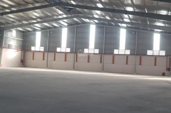 Xưởng cho thuê Tân Định, Bến Cát, phù hợp mọi ngành nghề 2200m2. Giá 135 triệu/th