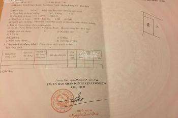Bán 716m2 đất Đồng Chanh, Nhuận Trạch, Lương Sơn, Hòa Bình