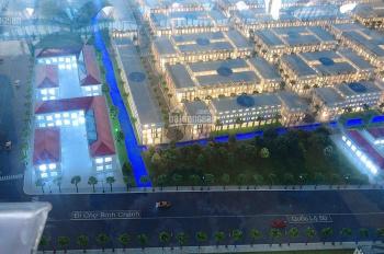 Tân Lân Residence - Cần Đước - chỉ TT 350 triệu - nơi hút đầu tư F1 năm 2020
