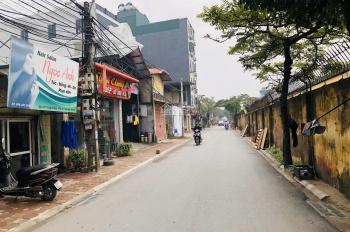 Bán lô góc trong đê Đông Dư,Gia Lâm,HN đường ô tô tránh nhau kinh doanh được giá siêu rẻ