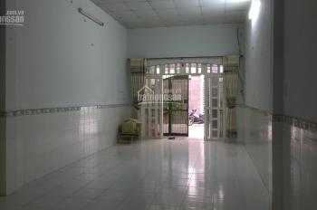Kho xưởng 100m2 có gác lửng mặt tiền Phường Tây Thạnh, Tân Phú, đẹp, an ninh, container lưu thông