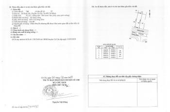 Chủ gửi bán lô đất sổ riêng 1 sẹc, cách TL9 100m, đường nhựa 10m, cạnh uỷ ban xã Bình Mỹ