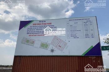 khu dân cư Đại Nam của Dũng Lò Vôi, P. Phú Tân, TP Thủ Dầu Một 1ty5/nền