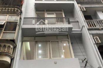 Cho thuê nhanh nhà Nguyễn Văn Huyên 70m2 x 6 tầng, mặt tiền rộng 5m giá chỉ 30tr, chỗ đỗ ô tô