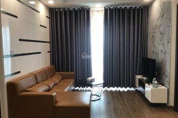 Cho thuê căn 2 ngủ The Zen Gamuda, đủ đồ: Điều hòa, nóng lạnh, tủ lạnh giá 14tr/th. LH 0837540123