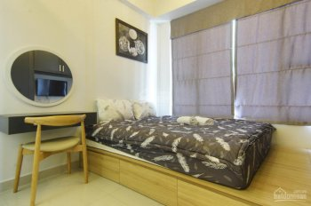 Cho thuê căn hộ cao cấp Q4 The Gold View Bến Vân Đồn 50m2, 1PN, giá: 12 triệu/tháng LH 0976073066