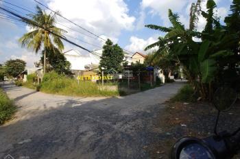 Bán nền đất góc 2 mặt tiền 1 sẹc đường Vườn Lài, An Phú Đông, Quận 12
