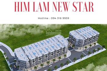 Chỉ còn 1 lô duy nhất N07 dự án Him Lam New Star Thượng Thanh Long Biên : 094 318 9939