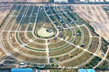 Long Châu Hội Phố 100% thổ cư 75m2, giá chỉ 700tr/nền