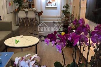 Cho thuê căn hộ 2PN 82m2 chung cư Imperia Sky Garden Minh Khai, full đồ, 0936262111