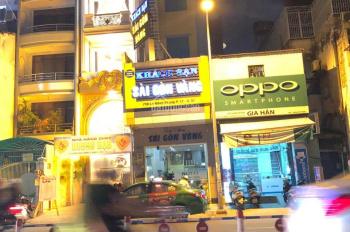 Bán nhà mặt tiền đường Nguyễn Chi Thanh, Quận 5 (4 * 22m) 5 lầu đẹp