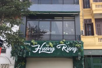 Cho thuê nhà mặt phố Trung Yên 11: 90m2 x 5 tầng, mặt tiền 5m, nhà mới, riêng biệt. LH: 0974557067