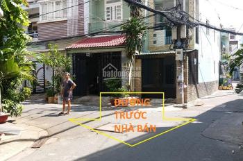 Bán nhà hẻm xe tải Lê Văn Phan, Phú Thọ Hòa, Q. Tân Phú, 4x19m (công nhận 75m2); giá 6.75 tỷ TL