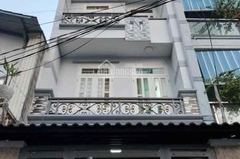 Nhà đúc 3.5 tấm đường Mã Lò, Bình Tân. DT: 4x13m, hẻm 6m thông