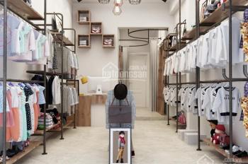 Cho thuê cửa hàng hoặc cả nhà mặt phố Hội Vũ, Hoàn Kiếm, 30m2 x 4T, MT 3m, giá 12 - 22tr/th