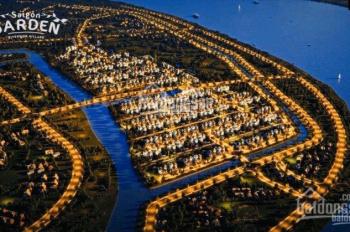 Hưng Thịnh mở bán siêu dự án biệt thự vườn Quận 9 Saigon Garden Riverside Village, LH: 0909052122
