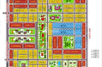 Bán nền XDHN Đơn vị 1, mặt tiền đường 17m, diện tích 169.8m2, giá 10tr/m2, SHR, 0906 766 767 - Danh
