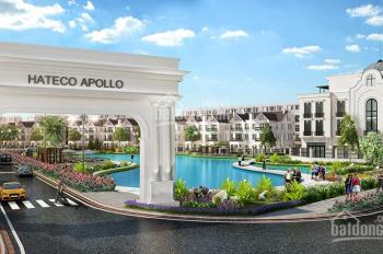 Mở bán đợt cuối dự án Hateco Apolo Xuân Phương, biệt thự, liền kề 60m2 - 168m2. LH PKD: 0972864501