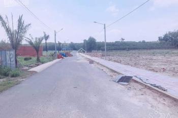 Bán 339m2(6*60)đất xây dựng giá 590tr trong khu dân cư, sổ hồng riêng ngay Becamex Chơn Thành