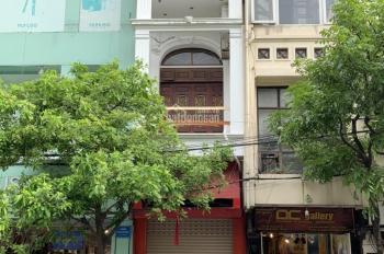 Cho thuê nhà mặt phố Nguyễn Ngọc Nại: 40m2 x 4 tầng, mặt tiền 3,5m, riêng biệt. LH: 0974557067