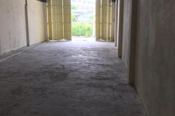 Cho thuê kho Thạch Bàn, Long Biên, HN, DT 120m2, giá 9 tr/th