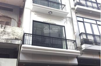 Cho thuê nhà trong ngõ ô tô, phố Trần Xuân Soạn, HBT, 30m2 x 6T, giá 15tr/th. LH 0948435258