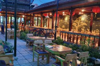 Bán quán cafe Phú Hòa Thủ, Dầu Một, diện tích 483m2, mặt tiền kinh doanh đẹp tuyệt vời