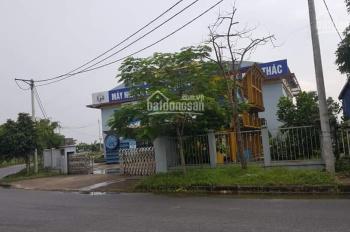 Bán đất và xưởng công nghiệp tại Ninh Hiệp, Gia Lâm, Hà Nội. DT: 1.558m2, lô góc đường 30 mét