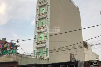 Bán nhà giá rẻ MTKD Đất Mới, Bình Tân, 4x25m, hầm, 7 lầu, 15.2 tỷ (18 phòng)