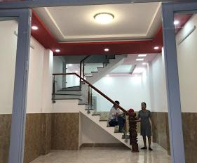 Bán nhà 6/20 Lê Thúc Hoạch, P Phú Thọ Hòa, DT 4,6 x 8.2m, 1 trệt, 2 lầu + ST mới 100% giá 3,9 tỷ