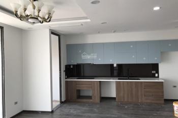 Mới nhận nhà - cần cho thuê lâu dài căn hộ 3 pn góc - 100m2 - full nội thất mặt phố Nguyễn Văn Cừ