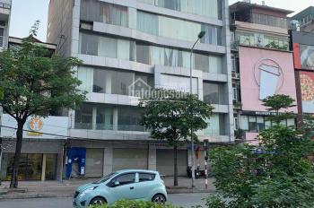 Cho thuê nhà mặt phố Nguyên Hồng DT 100m2, MT 8m, 2 tầng, giá 70 triệu